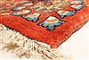Sarouk Multicolor Runner Hand Knotted 23 X 311  Area Rug 100-28074 Thumb 8