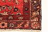 Hamedan Red Runner Hand Knotted 33 X 127  Area Rug 100-28075 Thumb 10