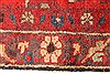 Hamedan Red Runner Hand Knotted 33 X 127  Area Rug 100-28075 Thumb 7