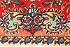Tabriz Beige Runner Hand Knotted 37 X 146  Area Rug 100-28076 Thumb 1