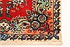 Tabriz Beige Runner Hand Knotted 37 X 146  Area Rug 100-28076 Thumb 5