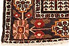 Bakhtiar Red Hand Knotted 51 X 85  Area Rug 100-28078 Thumb 10