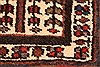 Bakhtiar Red Hand Knotted 51 X 85  Area Rug 100-28078 Thumb 14