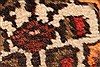 Bakhtiar Red Hand Knotted 51 X 85  Area Rug 100-28078 Thumb 3