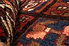 Bakhtiar Red Hand Knotted 51 X 85  Area Rug 100-28078 Thumb 4