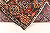 Bakhtiar Red Hand Knotted 51 X 85  Area Rug 100-28078 Thumb 5