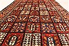 Bakhtiar Red Hand Knotted 51 X 85  Area Rug 100-28078 Thumb 7