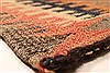 Kilim Brown Runner Hand Knotted 55 X 103  Area Rug 100-28080 Thumb 8