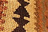 Kilim Beige Runner Hand Knotted 43 X 91  Area Rug 100-28088 Thumb 11