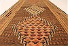 Kilim Beige Runner Hand Knotted 43 X 91  Area Rug 100-28088 Thumb 3