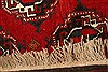 Baluch Red Runner Hand Knotted 51 X 107  Area Rug 100-28089 Thumb 5