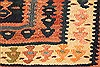 Kilim Blue Runner Hand Knotted 43 X 106  Area Rug 100-28090 Thumb 10