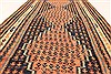 Kilim Blue Runner Hand Knotted 43 X 106  Area Rug 100-28090 Thumb 4