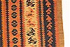 Kilim Blue Runner Hand Knotted 42 X 98  Area Rug 100-28092 Thumb 7