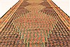 Kilim Blue Runner Hand Knotted 43 X 94  Area Rug 100-28093 Thumb 3