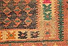 Kilim Blue Runner Hand Knotted 43 X 94  Area Rug 100-28093 Thumb 9