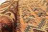 Kilim Brown Runner Hand Knotted 43 X 91  Area Rug 100-28095 Thumb 1