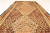 Kilim Brown Runner Hand Knotted 43 X 91  Area Rug 100-28095 Thumb 4