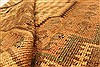 Kilim Brown Runner Hand Knotted 44 X 93  Area Rug 100-28098 Thumb 2