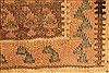 Kilim Brown Runner Hand Knotted 44 X 93  Area Rug 100-28098 Thumb 9