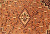 Kilim Brown Runner Hand Knotted 49 X 99  Area Rug 100-28101 Thumb 6