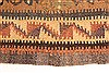 Kilim Brown Runner Hand Knotted 39 X 90  Area Rug 100-28104 Thumb 5
