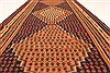 Kilim Brown Runner Hand Knotted 45 X 102  Area Rug 100-28105 Thumb 4