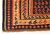 Kilim Brown Runner Hand Knotted 45 X 102  Area Rug 100-28105 Thumb 8