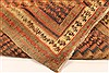 Kilim Beige Runner Hand Knotted 49 X 105  Area Rug 100-28106 Thumb 2