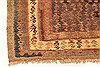 Kilim Beige Runner Hand Knotted 49 X 105  Area Rug 100-28106 Thumb 8