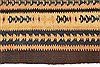 Kilim Blue Runner Hand Knotted 43 X 93  Area Rug 100-28108 Thumb 4