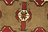 Kashmar Beige Runner Hand Knotted 18 X 93  Area Rug 100-28109 Thumb 5