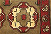 Kashmar Beige Runner Hand Knotted 18 X 93  Area Rug 100-28109 Thumb 8