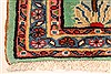 Kashmar Green Hand Knotted 22 X 29  Area Rug 100-28111 Thumb 8