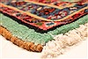 Kashmar Green Hand Knotted 22 X 29  Area Rug 100-28111 Thumb 9