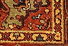 Serapi Brown Hand Knotted 40 X 61  Area Rug 250-28115 Thumb 10