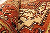 Serapi Brown Hand Knotted 40 X 61  Area Rug 250-28115 Thumb 1
