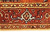 Serapi Brown Hand Knotted 40 X 61  Area Rug 250-28115 Thumb 5