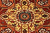 Serapi Brown Hand Knotted 40 X 61  Area Rug 250-28115 Thumb 6