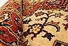 Serapi Beige Hand Knotted 311 X 63  Area Rug 250-28120 Thumb 2