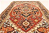Serapi Brown Hand Knotted 40 X 61  Area Rug 250-28121 Thumb 4