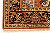 Serapi Brown Hand Knotted 40 X 61  Area Rug 250-28121 Thumb 7