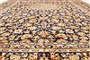Kashan Beige Hand Knotted 98 X 134  Area Rug 100-28123 Thumb 5