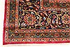 Kashmar Red Hand Knotted 96 X 130  Area Rug 100-28125 Thumb 10