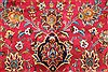 Kashmar Red Hand Knotted 96 X 130  Area Rug 100-28125 Thumb 12