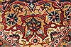 Kashmar Red Hand Knotted 96 X 130  Area Rug 100-28125 Thumb 13