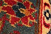 Kashmar Red Hand Knotted 96 X 130  Area Rug 100-28125 Thumb 3