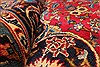 Kashmar Red Hand Knotted 96 X 130  Area Rug 100-28125 Thumb 4