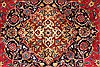 Kashmar Red Hand Knotted 96 X 130  Area Rug 100-28125 Thumb 9
