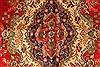 Tabriz Beige Hand Knotted 93 X 125  Area Rug 100-28126 Thumb 10